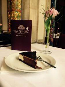Chokladmousse Tårta