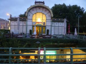 Café Otto Wagner Pavillion