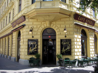 Café Sperl Entré