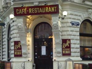 Cafe-Weimar