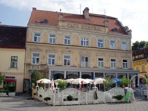 Cafe-Central Baden