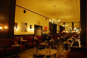 Café Ritter inrednings bild. Bildägare Café Ritter