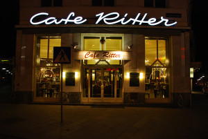 Café Ritter Entré. Bildägare Café Ritter