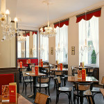 Café Dommayer Hietzing Interiör