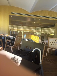 Café Stadtkind Interiör