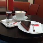 Café Kurkonditorei Oberlaa  , dagens belöning