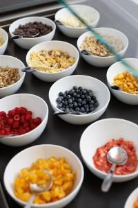 Kurt Frozen Yoghurt Topping. Bildägare Kurt