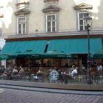 Starbucks Michaelerplatz Uteservering