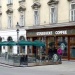 Starbucks Michaelerplatz Entré