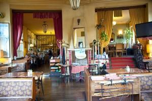 Café Rüdigerhof Interior