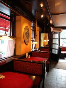 Café Strozzi Interior. Bildägare @Café Strozzi