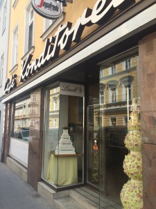 Café Konditorei Alexander Entré