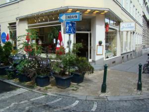 Entréen in till Café Bredendick. Bildägare Café Bredendick http://bredendick.lima-city.de/